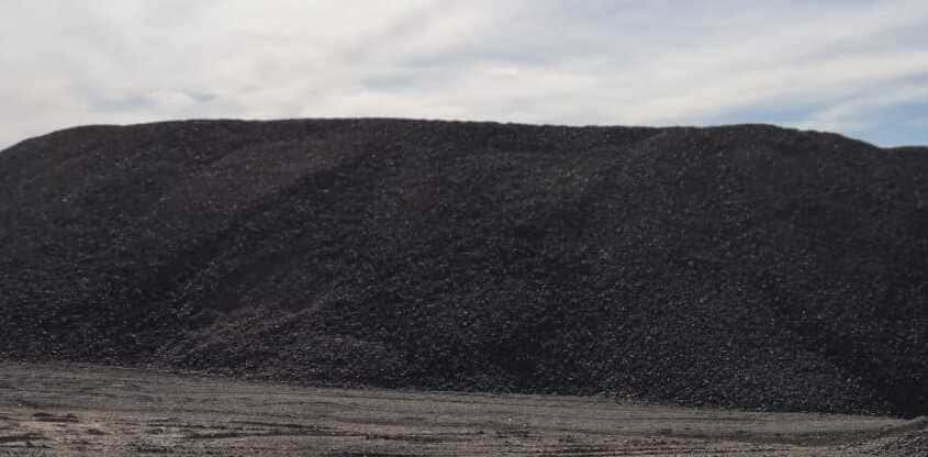 material overliner preparado para empresas mineras